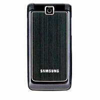 Корпус на телефон Samsung S3600 черный
