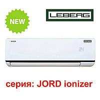 Кондиционер Leberg LBS-JRD08/LBU-JRD08 (JORD Ionizer), фото 1