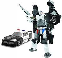 Робот-трансформер X-bot Полиция