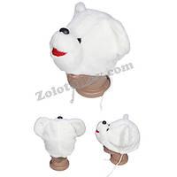 Карнавальная маска Белого Медведя