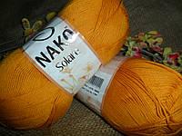 Nako Solare (Нако Соларе) 1380 горчичный 100 % египетский хлопок