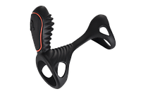 Эрекционное кольцо Gladiator с пультом LRS и вибрацией