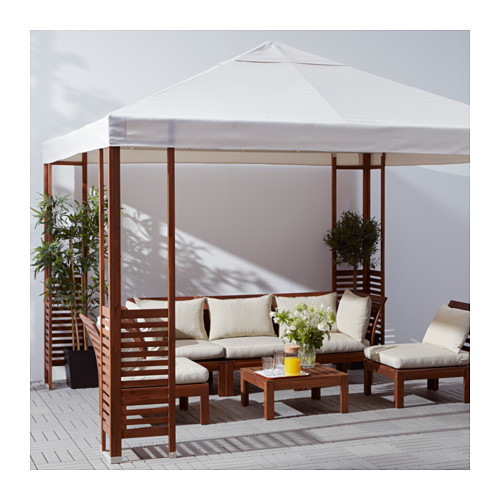 Зонты от солнца и павильоны IKEA