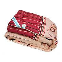 Одеяло Шерстяное, эконом ТМ Leleka-Textile.размер 172х205