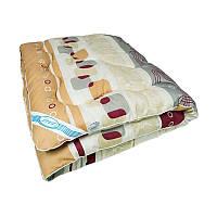 Одеяло Шерстяное, эконом ТМ Leleka-Textile. размер 140х205