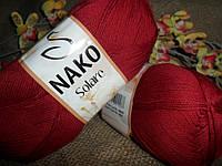 Nako Solare (Нако Соларе) 3630 винный  100 % египетский хлопок