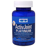 Trace Minerals Research, Препарат ActivJoint Platinum,90 таблеток