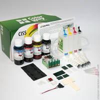 Система Непрерывной Подачи Чернил (СНПЧ) Colorway Epson XP313/323/413/423 battery + чернила 4х100мл V2 (XP413CC-4.1B)