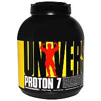 Universal Nutrition, Proton 7, Шоколадный Молочный Коктейль, 5 фунтов (2,27 кг)