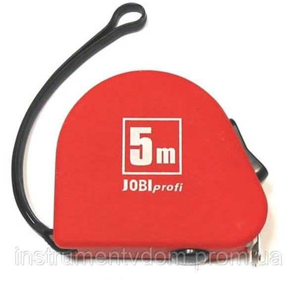 Рулетка JOBI profi без магнита (5 м)