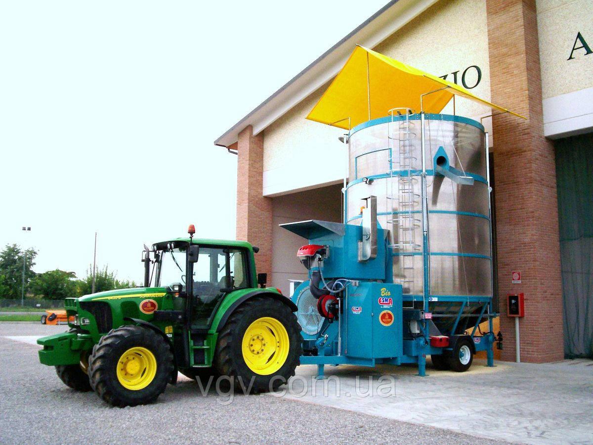 Мобильная зерносушилка ESMA SMALL ES100F