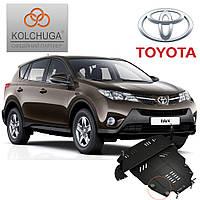 Защита двигателя Кольчуга для Toyota RAV4 (Premium)