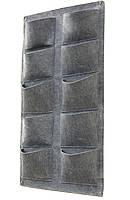 Система вертикального озеленения Gozon тип 10   10 карманов 2*5
