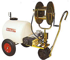 Опрыскиватель тепличный WANJET HP-110