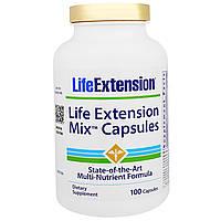Life Extension, Смесь для Продления Жизни, 100 капсул