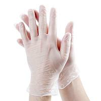 Перчатки виниловые неопудренные VINYLEX PF