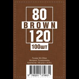 Протекторы для карт 100 шт. (80 х 120 мм), фото 2