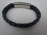 Браслет buown М-118  (синий,коричневый)