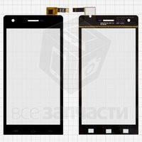 Тачскрин (сенсор) для мобильного телефона UMI X1 Pro, черный