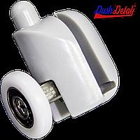 Ролик для  душевой кабины нижний, нажимной, серый ( В-43 А )