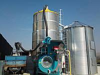 Мобильная зерносушилка ESMA SMALL ES135T