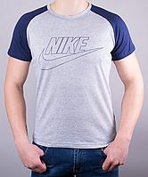 Мужская футболка-реглан Nike 100 % хлопок