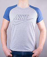 Качественная мужская футболка-реглан Nike