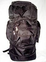 Рюкзак міський, чорний