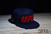 Модная рэперка,снепбек Reebok UFC Snapback Cap