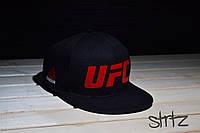 Стильная рэперка,снепбек Reebok UFC Snapback Cap