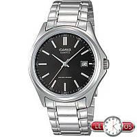 Мужские наручные часы Casio MTP-1183PA-1AEF, Оригинал. Кварцевые стальные часы.
