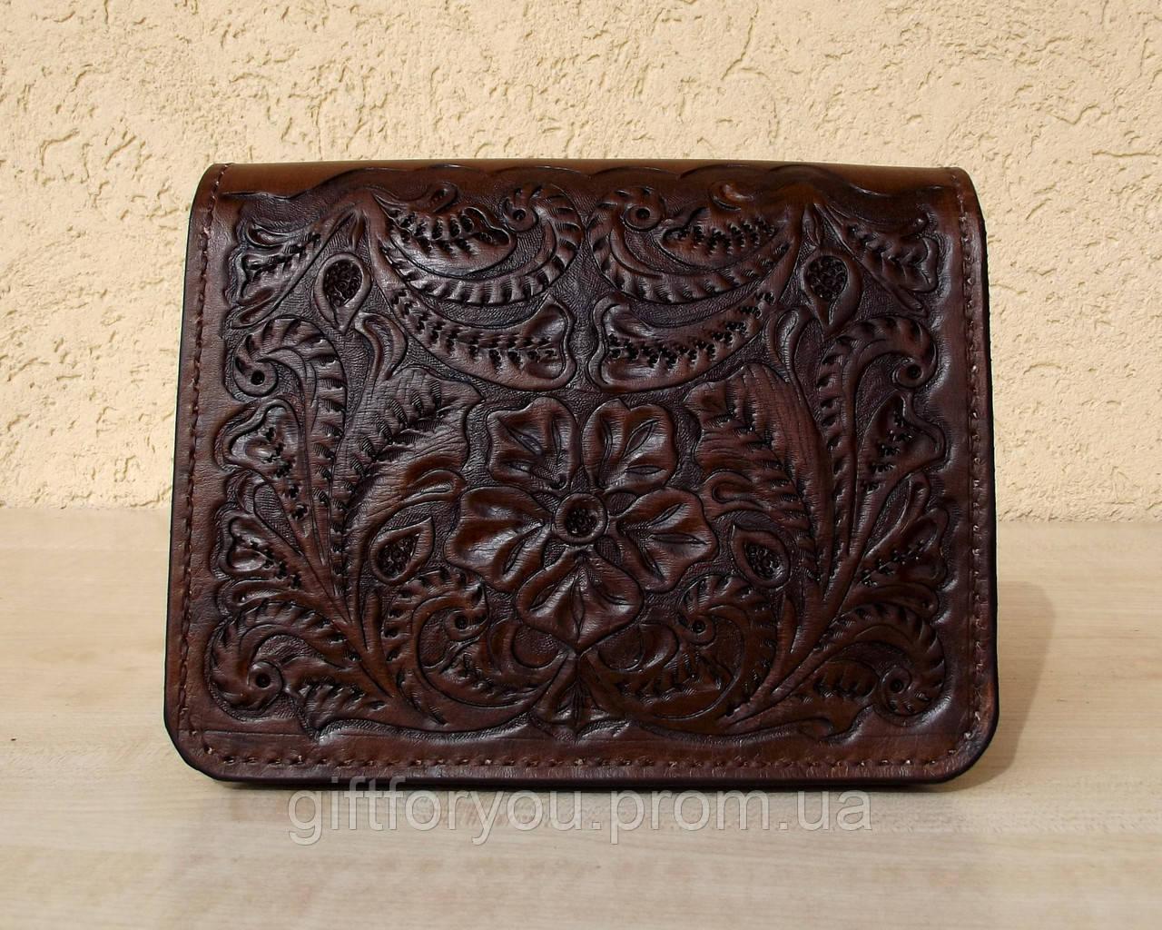 c7540e1c165e Кожаная маленькая женская сумочка, тиснение, натуральная кожа, ручная работа  - Интернет-магазин