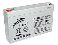 RITAR RT672 6V 7.2Ah