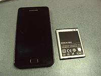 Мобильный телефон Samsung Galaxy S II б/у рабочий