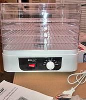 Электросушилка для фруктов и овощей LIVSTAR LSU-1424, 5 ярусов