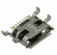 Разъем micro USB 7pin для ZTE/Lenovo/LG/Teclast (MC-008)