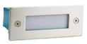 Св-к зовн. вбуд. LED LANDA-R 12xRLED квадрат синій IP54 220V 3410160 VITO