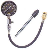 Компрессометр бензиновый с гибкой и жесткой насадкой LICOTA ATP-2067