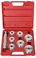 Набір оправок для запресовування сальників, підшипників, сайлентблоков Licota ATB-1104A
