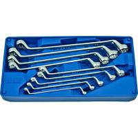 Набор ключей накидных, 75 гр., 6 - 23 мм, 9 пр., в ложементе-кейсе Licota ACK-B3009