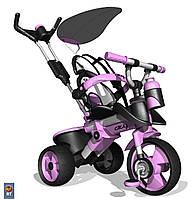 Детский трехколесный велосипед Injusa City Trike 3262-003 Розовый