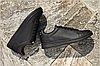 Мужские кроссовки Adidas x Raf Simons Stan Smith Aged Black S74620, Адидас Стен Смит, фото 2