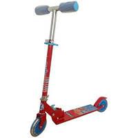 Скутер детский Фиксики 3-х колесный Красный