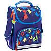 Рюкзак шкільний каркасний Kite 5001S-1 GO PACK, фото 2