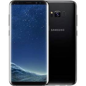 Смартфон Samsung Galaxy S8+ 64GB Black (SM-G955FZKD) UA-UСRF