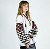 Вишита сорочка - Квітковий таночок, фото 2