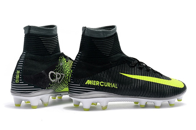 Футбольные бутсы Nike Mercurial Superfly VI CR7 FG