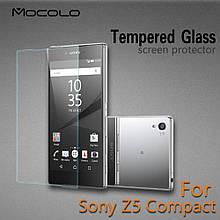 Защитное стекло Mocolo 2.5D 9H для Sony Xperia Z5 Compact