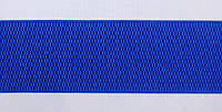 Резинка  декоративная  6 см  синяя