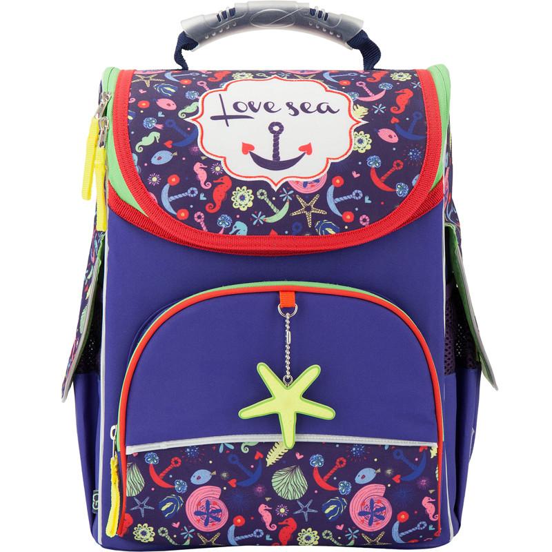Рюкзак шкільний каркасний Kite 5001S-2 GO PACK